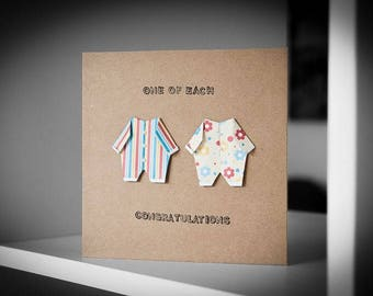 One of Each Congratulations Greeting Card