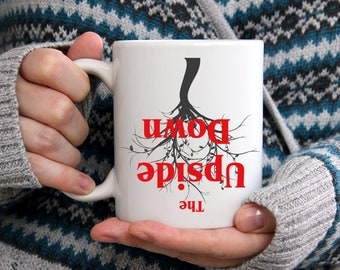 Stranger Things Mug, Stranger Things, Stranger Things Gift, The Upside Down, Friends Don't Lie, Valentines Day, Bestseller