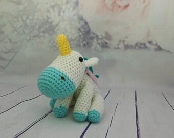 Alanala the unicorn doll