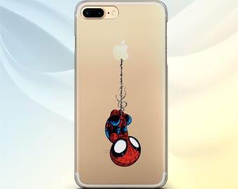 Spiderman case iPhone 7 Appel case iPhone 7 Plus Comics case Google Pixel Marvel case Samsung S8 case iPhone 6 Hero iPod Touch 6 case LG G6