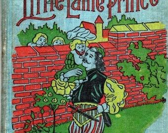 S The Little Lame Prince - Illus. Mulock- W. Prnt.- W.B. Conley Co.926