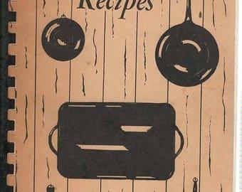 S Guilded Recipes 1957 Cookbook