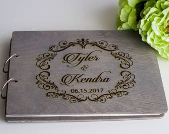 Guest Book Ideas, wooden guest book, unique guestbook, 3d guest book, engraved guest book, rustic wedding guest book, handmade guestbook