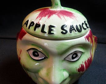 Vintage Price Kensington Apple Sauce jar