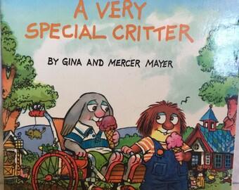 1992, Golden Books. A Very Special Critter.