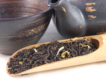 Gold Dragon, Loose leaf tea, 75g re-sealable Pouch, Malty Black Tea Blend, china black tea, Keemun, Assam
