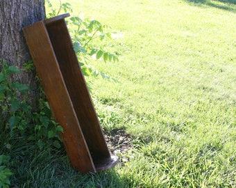 Large, Wooden Tool Box // Carpenter's Tool Box // Tool Caddy // Garden Box // Garden Caddy // Wooden Planter