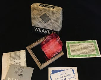 Vintage Weave It