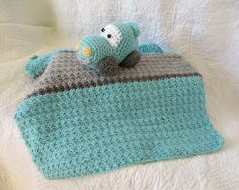 Car Lovey for baby