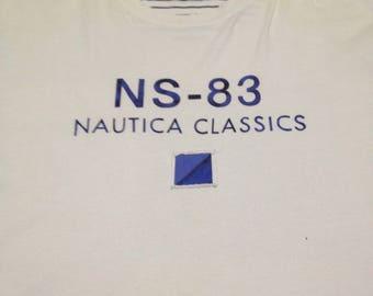 Crazy sale vintaga nautica tshirts