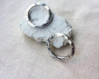 Enso Circle Earrings