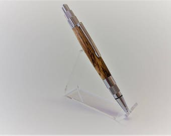 Click pens from Columnd Tiger Oak