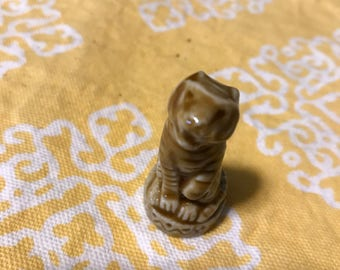 Wade Style Tiger Figurine