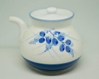 Porcelain Soy Sauce Dispenser Bottle/Shoyu Sashi/Cruet/From Japan