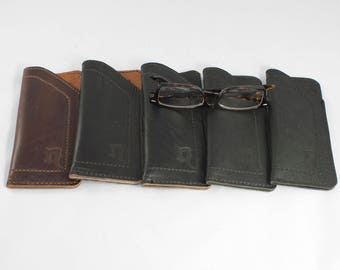 25% OFF  Leather Glasses Case