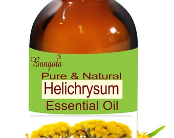 Helichrysum Oil- Pure & Natural Essential Oil