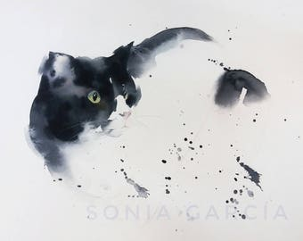 CAT2 lithograph