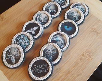 NEW Game of Thrones Cake Toppers