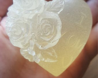 Lemon Eucalyptus scented soaps