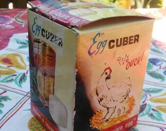 Vintage EGG CUBER in original box