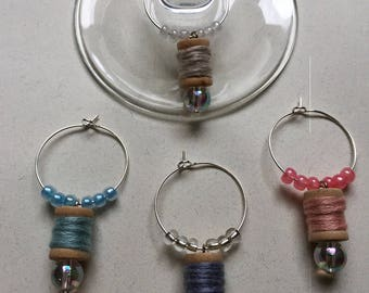 Sewing Wine Charms