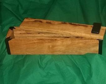 Oak Incense Holder