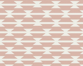 Tomahawk Blush // Art Gallery Fabric // Quilters Cotton