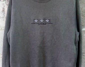 rare!!! Louis valentino  sweatshirt