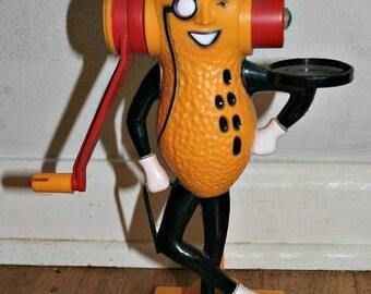 ON SALE Vintage Mr Peanut Peanut Butter Maker