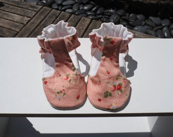 Soft and comfortable baby sandals