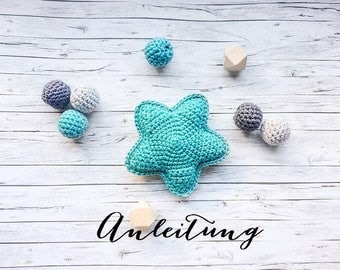 Crochet Star Guide-Star pattern