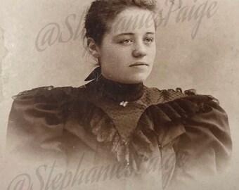 1890's | Womens Portrait | Black & White