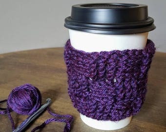 Cozy Coffee Sleeve