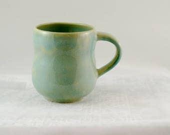 Handmade Pottery Mug - Coffee/Tea Mug - Toronto Pottery Studio