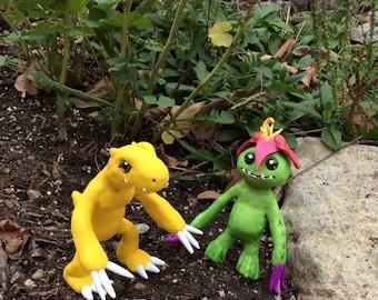 Digimon Agumon Figurine