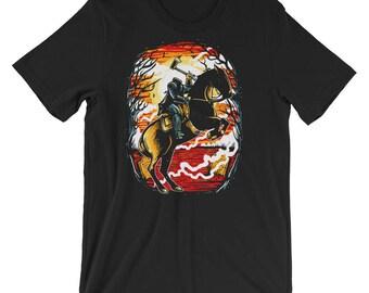 Headless Horseman Short-Sleeve Unisex T-Shirt