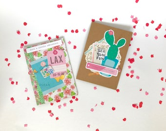 Handmade cards / weheartconfetti