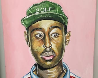 Tyler the Creator Painting