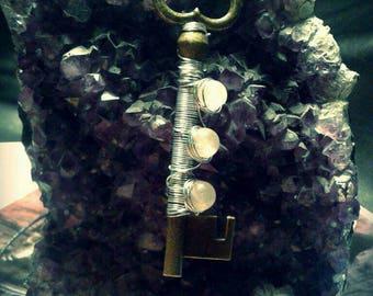 Steampunk  key