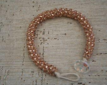 Round Beaded Bracelet