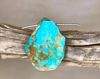 Genuine Royston Turquoise Bead