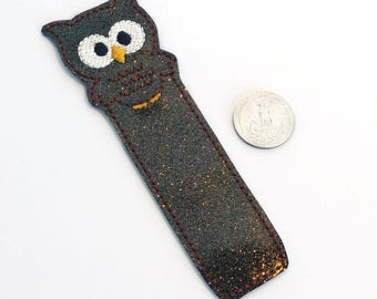 Owl Bookmark, Encourage Reading, Book Gift, Reading Gift, Party Favor