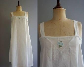White Chemise / Vintage Chemise