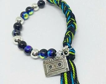 Awesome Mix Braided Bracelet