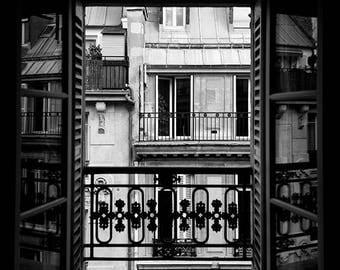 Pictures Paris Houses, Paris Wall Art, Paris Street Photo Print, Paris Lifestyle Photo Prints, Paris City Life Photos, Parisian House Photos