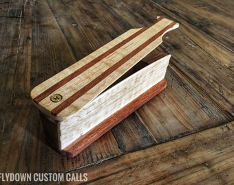 Curly Maple Box Call