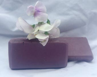 Lavender Handcrafted Vegan Soap