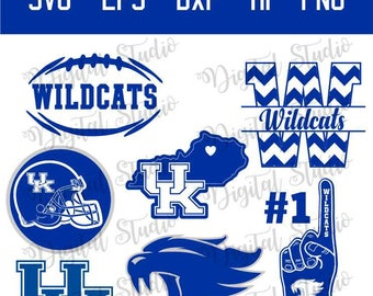 Kentucky wildcats svg,team,logo,svg,PNG,eps,dxf,cricut,silhouette,collegiate,ncaa,jersey,banner,proud,mom,wife,love,shirt,tigers,longhorns