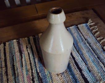 Ceramic Bottle, Ceramic Jug, Old Bottle, Old Jug, Vintage Bottle, Primitive Jug, Primitive Bottle, Old Ceramic Bottle, Antique Ceramic Bottl
