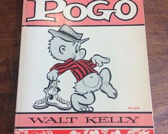 The Return of Pogo by Walt Kelly (Paperback, 1965)